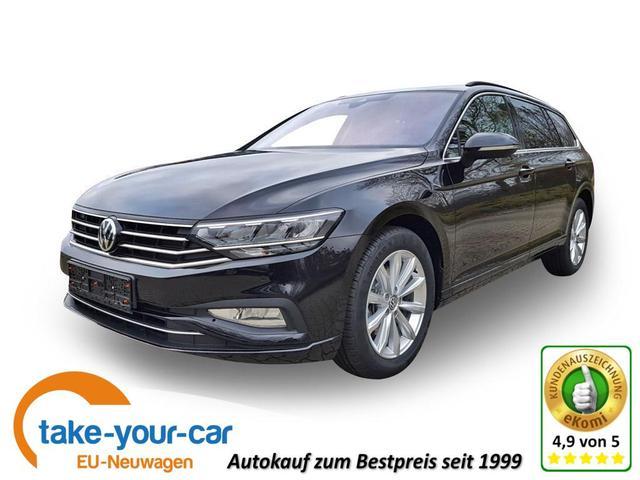 Volkswagen Passat Variant - Business High - MJ 2021   Navi LED Alu Kamera Bestellfahrzeug