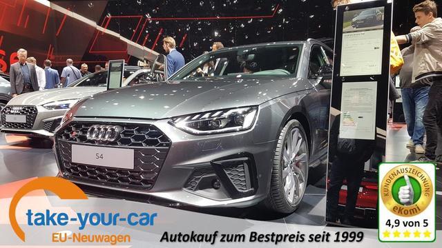 Audi A4 Avant - 35 TFSI/2020/KLIMA/GRA Bestellfahrzeug