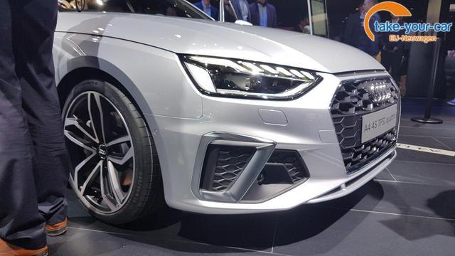 Audi A4 Avant S line 35 TFSI/2020/KLIMA/LED