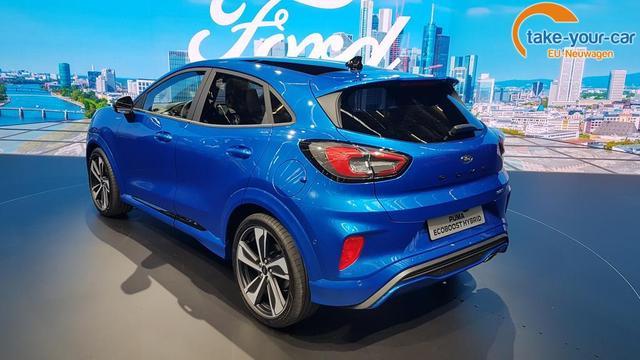 Ford Puma EU-Neuwagen Reimport