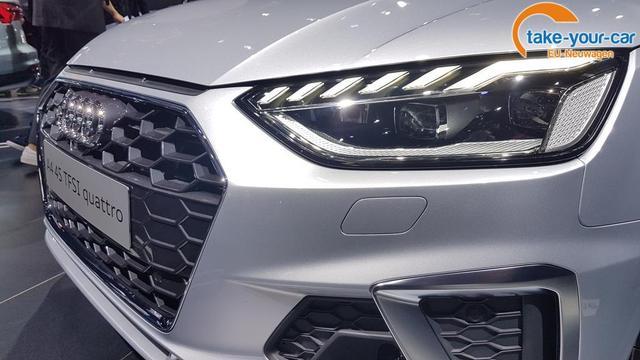 Audi A4 Limousine advanced MJ 2020/KLIMAAUT/ALARM