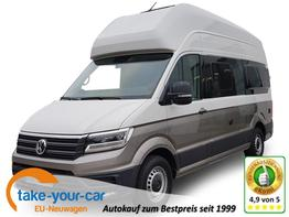 Der VW Grand California (Crafter) im Review   take-your-car GmbH