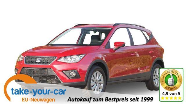 Seat Arona - Style KLIMA/SHZ/ALU Bestellfahrzeug