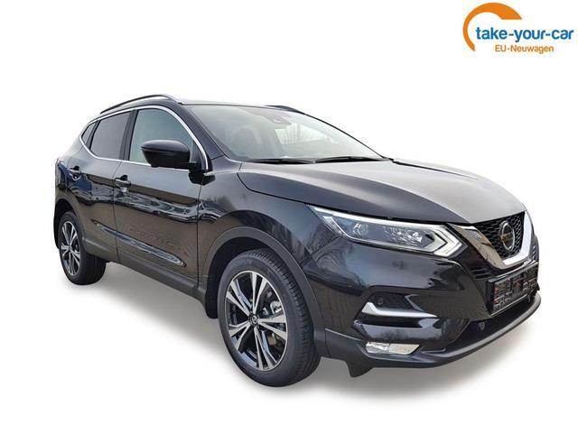 Nissan Qashqai EU-Neuwagen Reimport