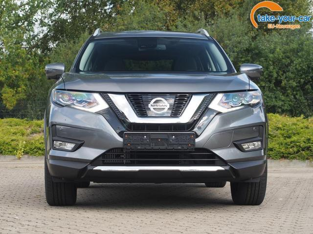 Nissan X-Trail Tekna 7-Sitzer SHZ v+h / Navi/Bose Sound