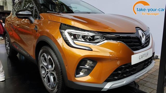 Renault Captur Zen MJ 2021/LED/SHZ