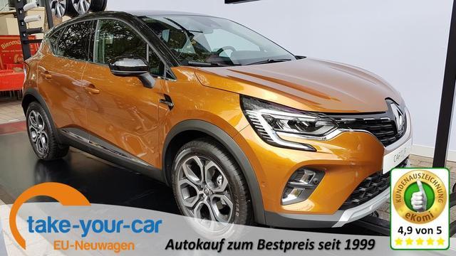 Renault Captur - Zen MJ 2021/LED/SHZ Bestellfahrzeug