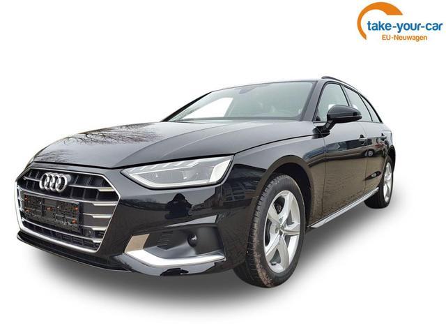 Audi A4 EU-Neuwagen Reimport