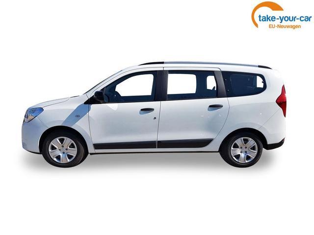 Dacia Lodgy EU-Neuwagen Reimport