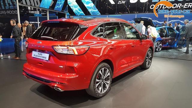 Ford Kuga Trend Hybrid NAVi/SHZ/PDC v+h
