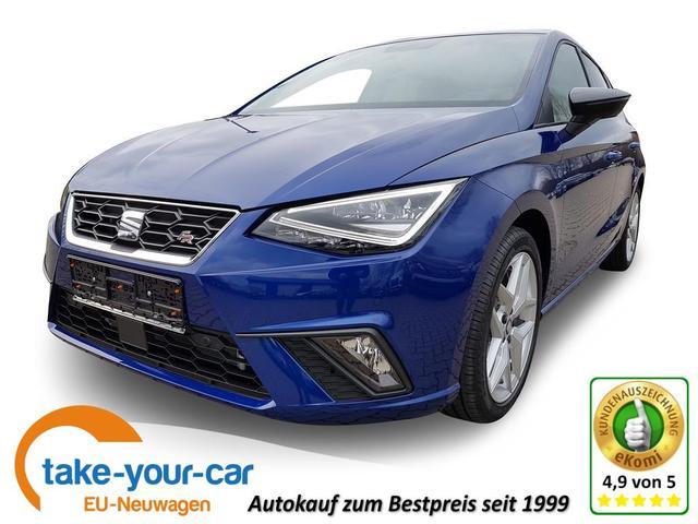 Seat Ibiza - FR MJ 2022 - LED ACC DAB SHZ PDC FullLink Bestellfahrzeug