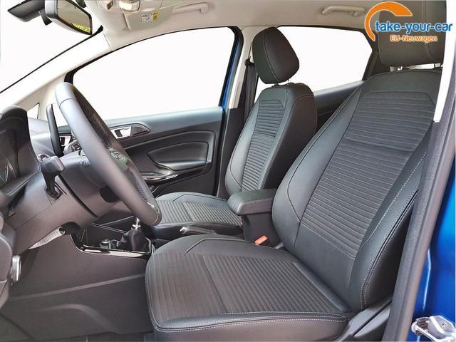 Ford EcoSport Titanium Klimaaut./ PDC h/ DAB+