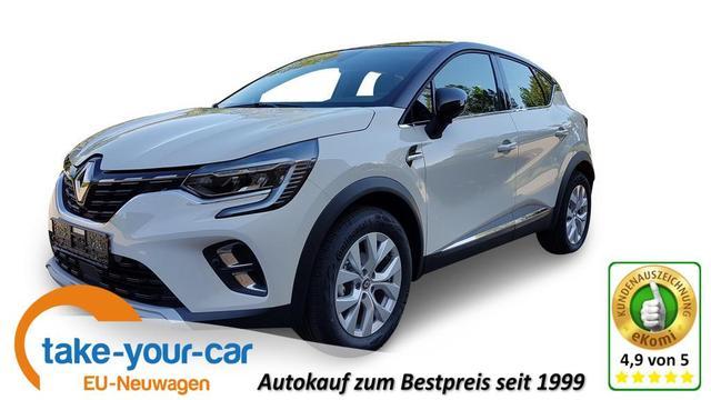 Renault Captur - Intens MJ 2021/LED/NAVI Bestellfahrzeug