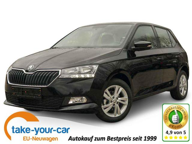 Skoda Fabia - Ambition Klima/Berganfahrassistent/Easy Light Assist Bestellfahrzeug
