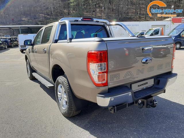 Ford Ranger XLT AWD/ KLIMA/ GRA