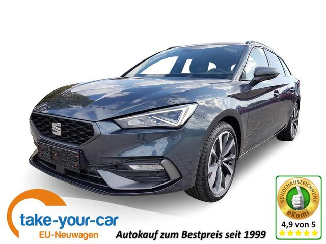 Seat Leon Sportstourer ST - Reference SHZ/KLIMA/LED Bestellfahrzeug