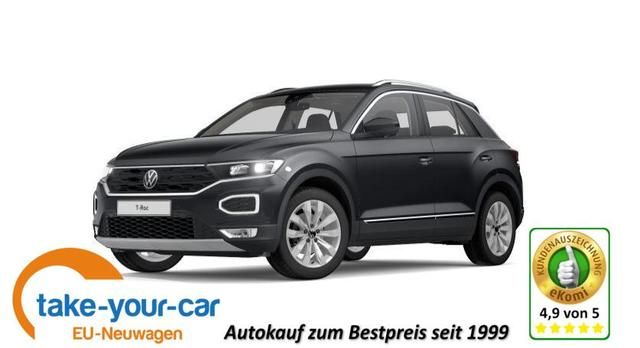 Volkswagen T-Roc Sport PDC/ Klimaaut./ Digital Cockpit Pro