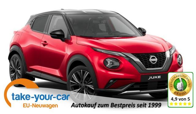 Nissan Juke N-Design MJ 2021/ LED / KAMERA