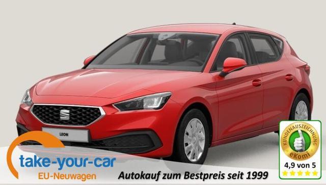 Seat Leon - Reference SHZ/KLIMA/LED Bestellfahrzeug