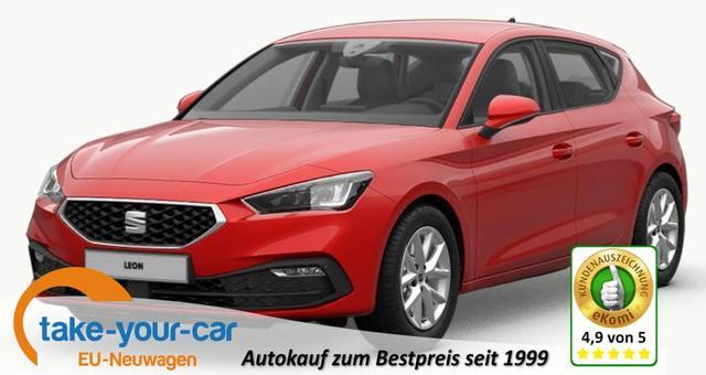Seat Leon - Style SHZ/KLIMA/LED/ALU Bestellfahrzeug