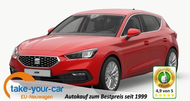 Seat Leon - Xcellence NAVI/ALU/LED/SHZ Bestellfahrzeug