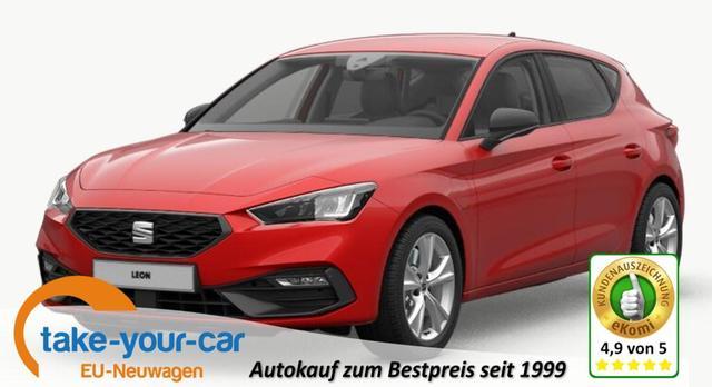 Seat Leon - FR NAVI/ALU/LED/SHZ Bestellfahrzeug