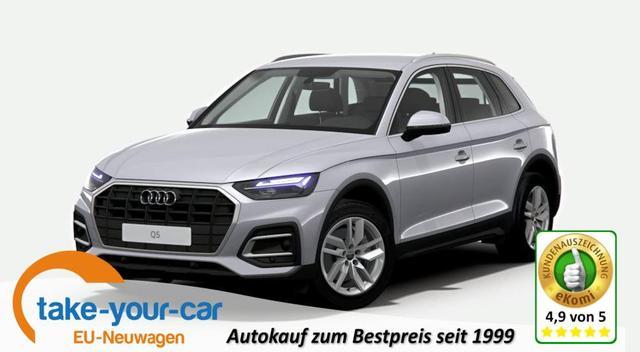 Audi Q5 - 18 Zoll/ PDC v h/ DAB Bestellfahrzeug