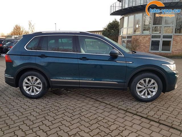 Volkswagen / Tiguan / EU-Neuwagen / Reimport