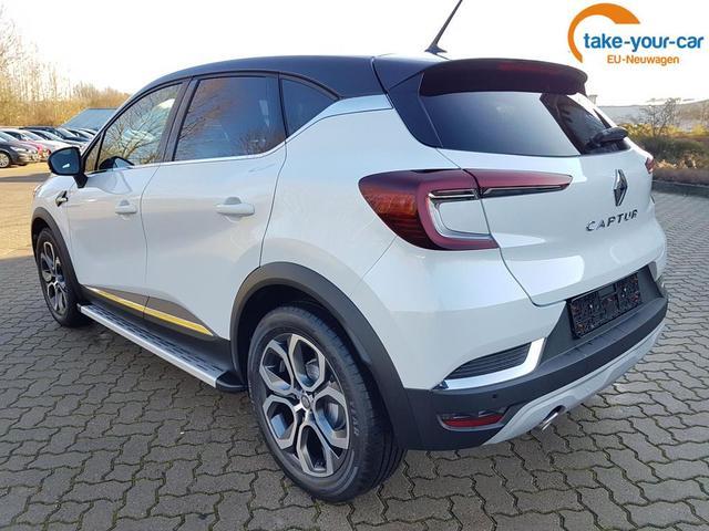 Renault / Captur / EU-Neuwagen / Reimport