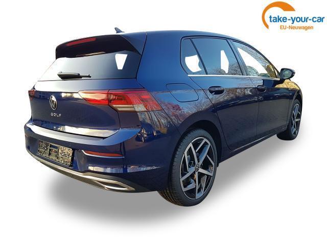 Golf 8 Style / EU-Neuwagen / Reimport