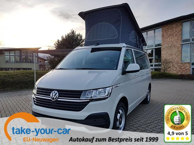 Volkswagen California 6.1 - Beach Camper Rückfahrkamera/SHZ/PDC/Miniküche Lagerfahrzeug