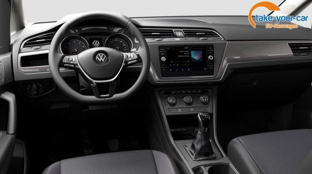 Volkswagen Touran Trendline MJ 2021/ DAB/ SHZ