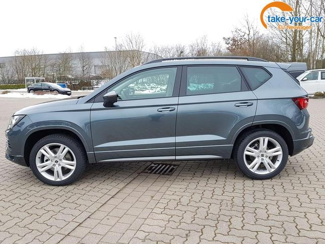 SEAT / Ateca FR / EU-Neuwagen / Reimport