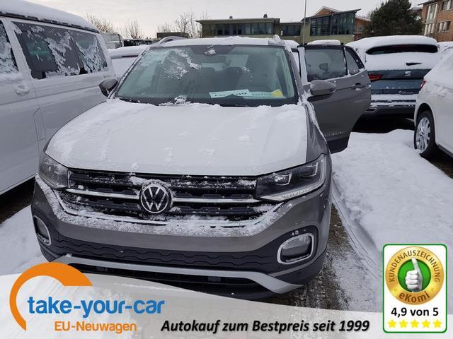 Volkswagen / T-Cross Style / EU-Neuwagen / Reimport