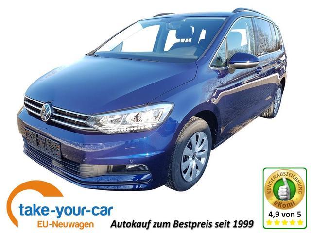 Volkswagen Touran - Comfortline MJ 2021/ DAB/ SHZ Bestellfahrzeug