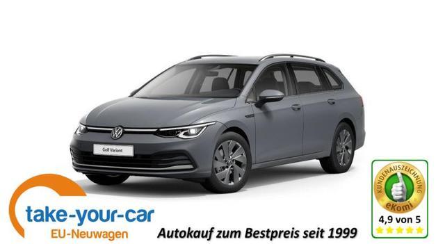 Volkswagen Golf Variant Style Blind Spot/ LED / SHZ ACC