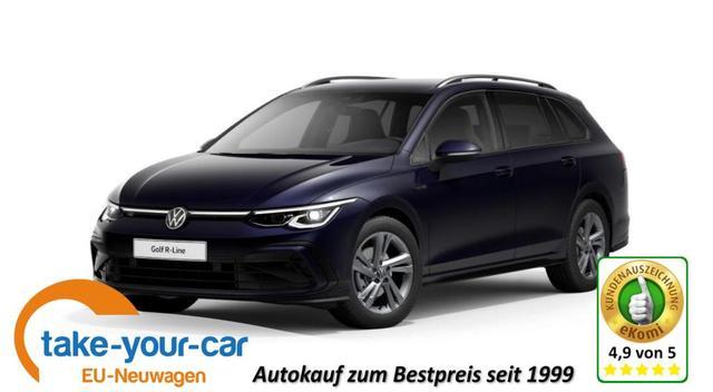Volkswagen Golf Variant R-Line LED / SHZ ACC