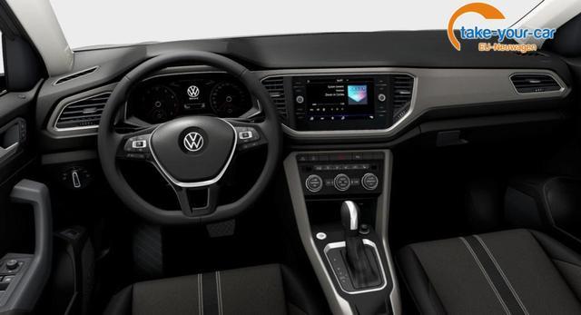 Volkswagen T-Roc Style Team ACC/ KAMERA/ El. Heckkl.