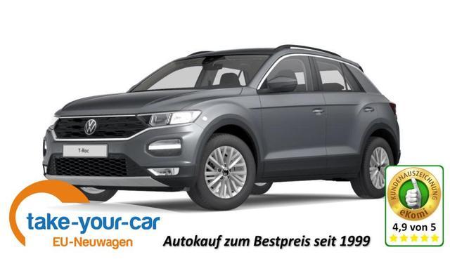 Volkswagen T-Roc - Style Team ACC/ KAMERA/ El. Heckkl. Bestellfahrzeug
