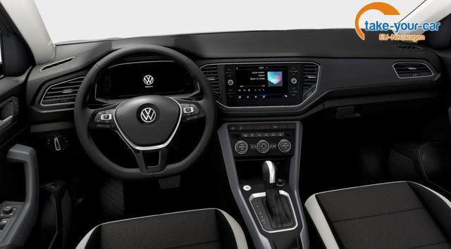 Volkswagen T-Roc Sport Team LED/ KAMERA./ Digital Cockpit Pro
