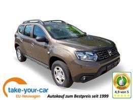 Dacia Duster - Streetway SHZ/Klima/Tempomat Bestellfahrzeug