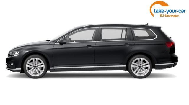 Volkswagen Passat Variant Elegance - MJ 2021 | Navi PDC Alu SHZ