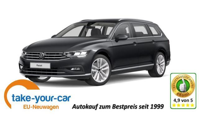 Volkswagen Passat Variant - Elegance - MJ 2021   Navi PDC Alu SHZ Bestellfahrzeug