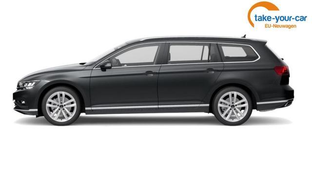 Volkswagen Passat Variant Elegance High - MJ 2021 | Navi LED Alu PDC