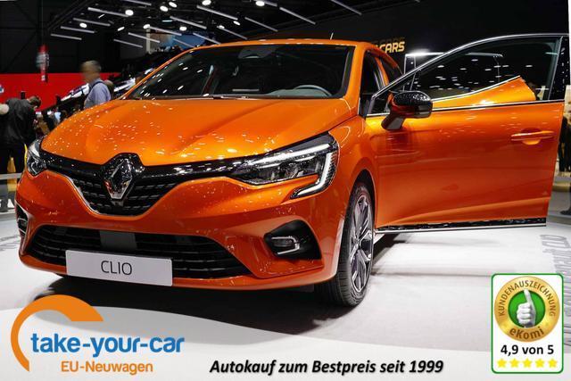 Renault Clio EU-Neuwagen Reimport
