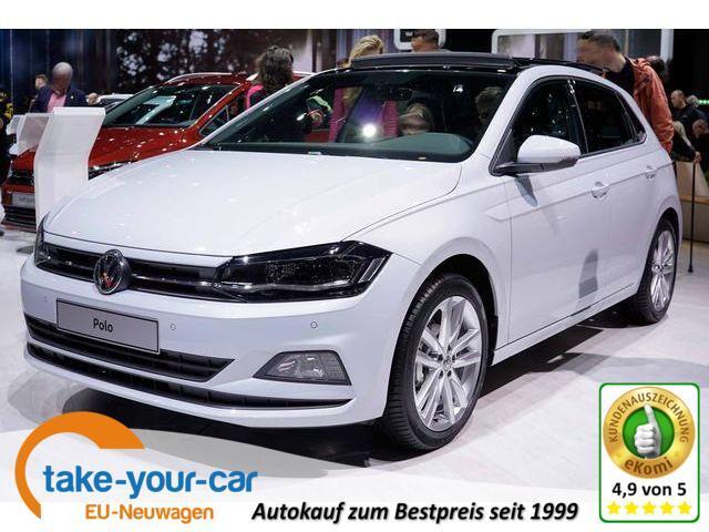 Volkswagen Polo - Comfortline Connect DSG/SHZ/ACC/APP-CONNECT Bestellfahrzeug