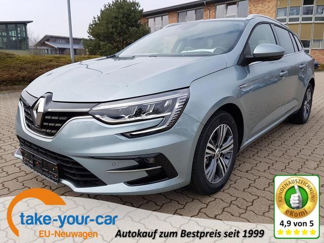 Renault Megane - Intens NAVI/LED/ALU/SHZ Lagerfahrzeug
