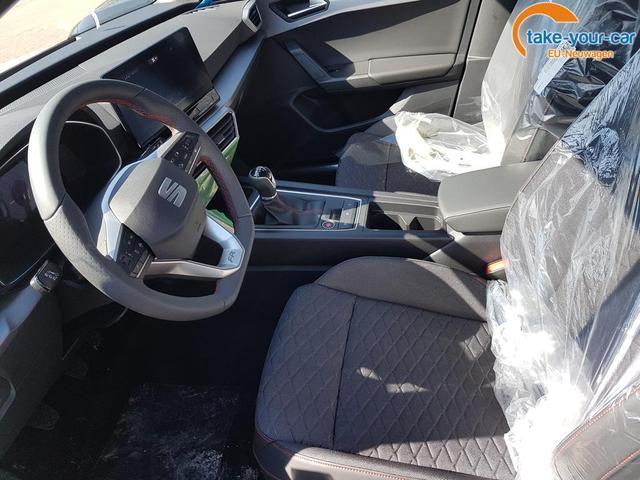 Seat Leon Sportstourer ST FR Navi/Kamera/ACC/Voll LED/Virtual Cockpit