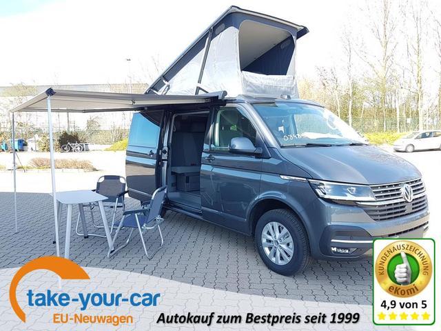 Volkswagen California 6.1 - Ocean T6.1 NAVI/PDC v h/LED/Kamera Lagerfahrzeug