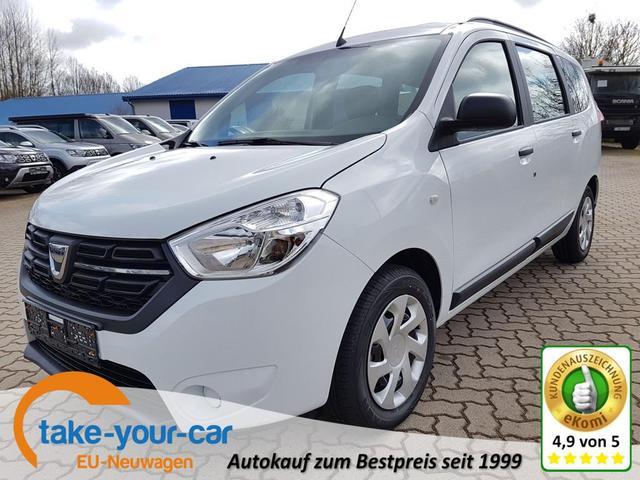 Dacia Lodgy - Streetway SHZ/KLIMA/Tempomat/7-Sitze/PDC hinten Lagerfahrzeug